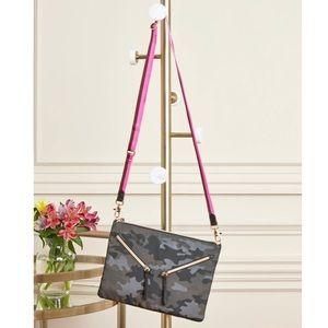 Stella&Dot Camo Crossbody Bag